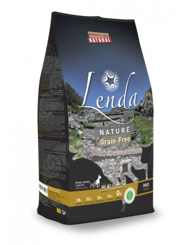 Lenda Nature Pavo Grain Free
