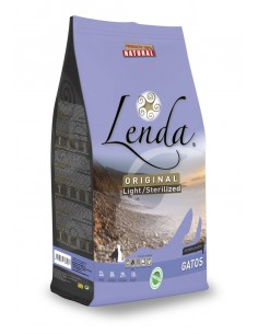 Lenda Original Gato Adult Light/ Sterilized-Urinary
