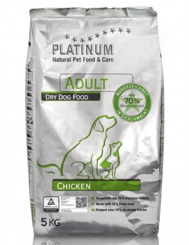 Platinum Natural Adult Pollo