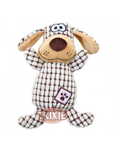 Perro de Peluche-Tejido 26 cm