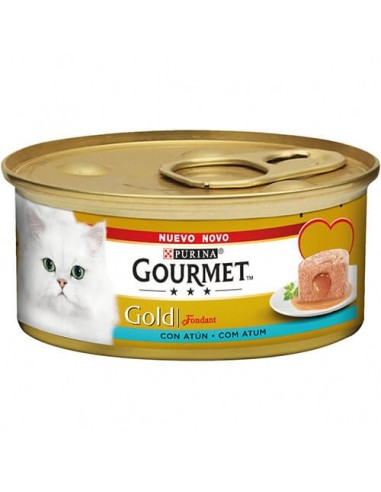 Purina Gourmet Gold Fondant Atún