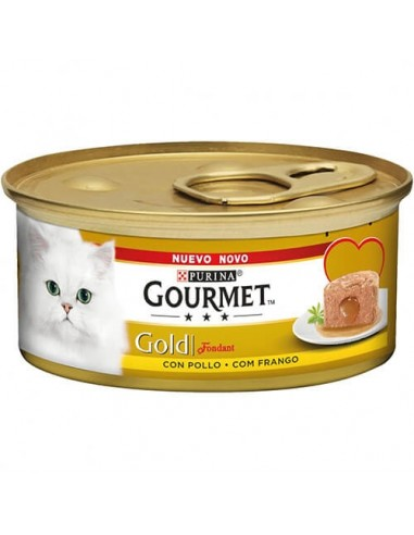 Purina Gourmet Gold Fondant Pollo
