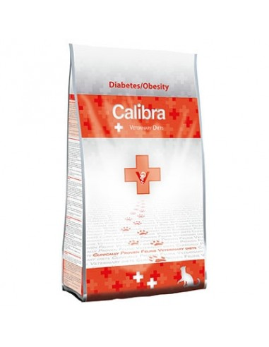 Calibra Veterinary Diet Diabetes/ Obesity para gatos