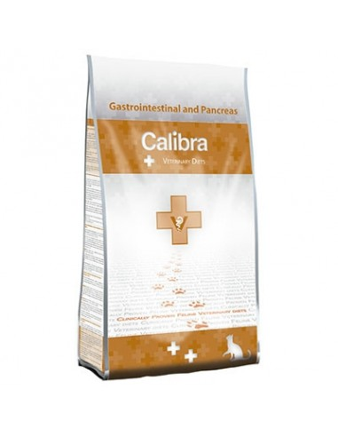 Calibra Veterinary Diet Feline Gastrointestinal y Páncreas
