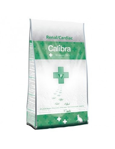 Calibra Veterinary Diet Feline Renal/ Cardiac