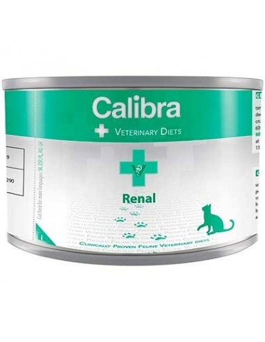 Calibra Veterinary Diet Feline Renal Lata