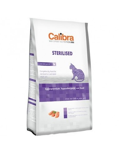 Calibra Cat Expert Nutrition Sterilised Pollo
