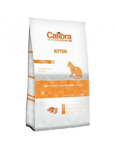 Calibra Cat Hypoallergenic Kitten Pollo