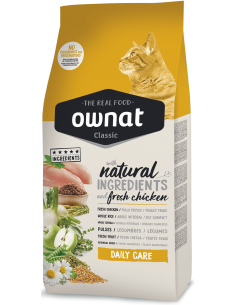 Ownat Classic Cat Daily Care
