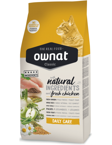 Pienso Ownat Classic Cat Daily Care
