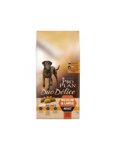 Purina Pro Plan Duo Délice Adulto Buey