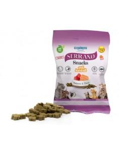 Snacks Serrano Mediterranean Anti Hair Ball Salmon Y Atun