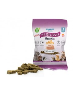 Snacks Serrano Mediterranean Anti Hair Ball Higado