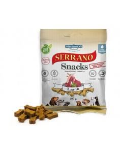 Snacks Serrano Mediterranean Cordero