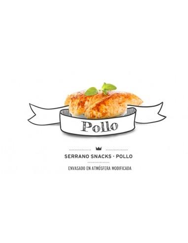 Snacks Serrano Mediterranean Pollo