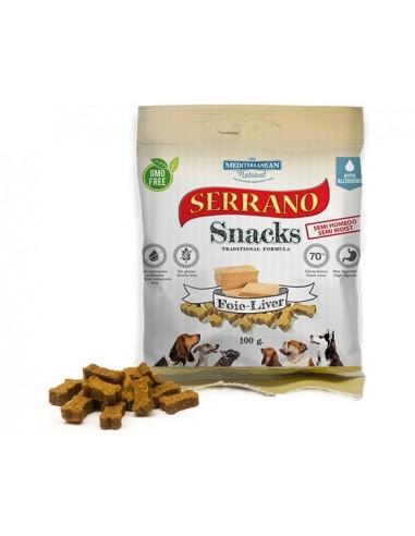 Snacks Serrano Mediterranean Higado