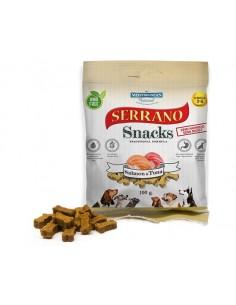Snacks Serrano Mediterranean Salmon y Atun