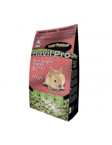 RaVit-Pro Conejos Enanos