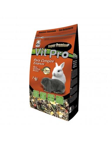 Vit-Pro Conejos Enanos