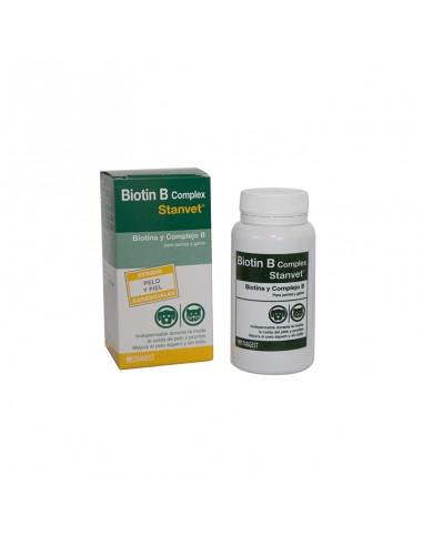 Biotin B Complex Stanvet Suplemento