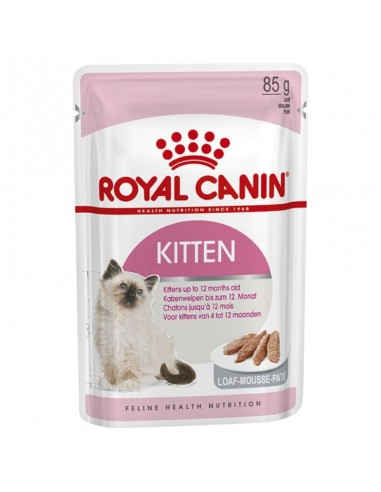 Royal Canin Kitten Textura Pate