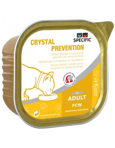 Specific Feline FCW Struvite Management