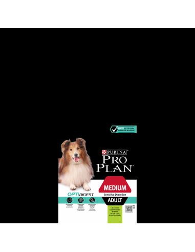 Purina Pro Plan Adult Digestion Cordero
