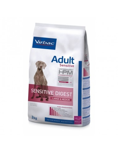 Veterinary HPM Dog Sensitive Digest Large & Medium