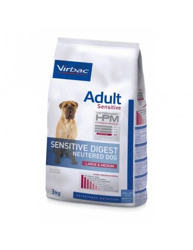 Veterinary HPM Dog Neutered Sensi Digest Large & Medium