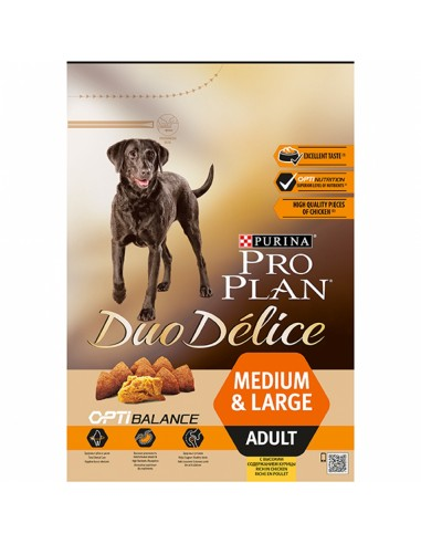 Purina Pro Plan Duo Délice Adulto con Pollo