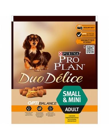 Purina Pro Plan Duo Délice Adulto Razas Pequeñas con Pollo