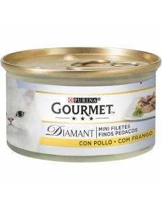 Purina Gourmet Diamant Finas lonchas con pollo