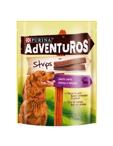 Snacks Purina ADVENTUROS Nuggets con aroma a  Venado