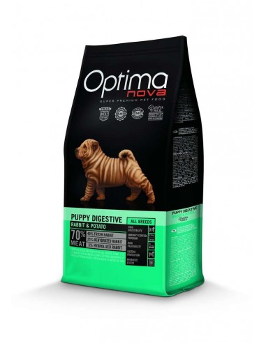 Optimanova Puppy Digestive Grain Free