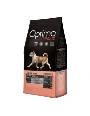 Optimanova Adult Mini Salmón Y Patata Grain Free