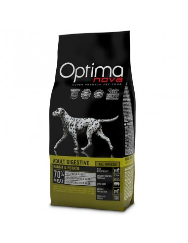 Optimanova Adult Digestive Grain Free
