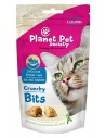 Snacks Crunchy Bits Planet Pet Society Cuidado Dental