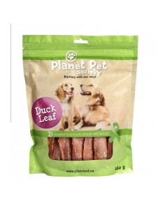 Snack Filete Grande de Pato Planet Pet Society para Perros