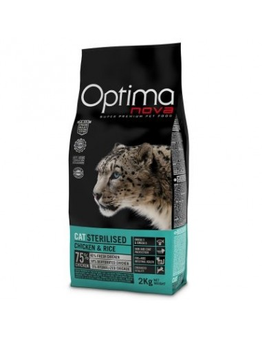 Optimanova Gato Adult Sterilised