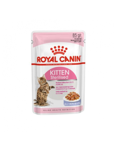 Royal Canin Feline Kitten Sterilised Gelatina