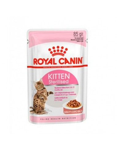 Royal Canin Feline Kitten Sterilised Salsa