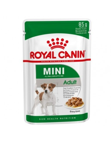 Royal Canin Húmedo Mini Adult
