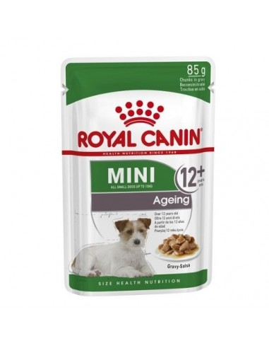 Royal Canin Húmedo Mini Ageing