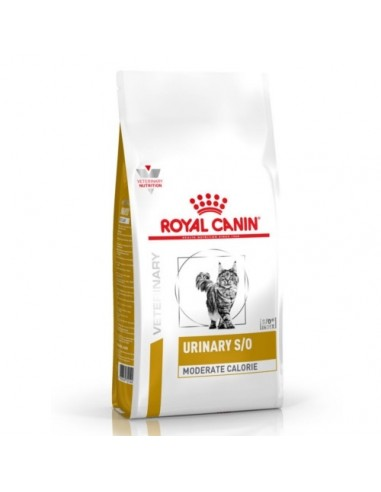 Royal Canin Feline VD Urinary S/O Moderate Calorie UMC 34