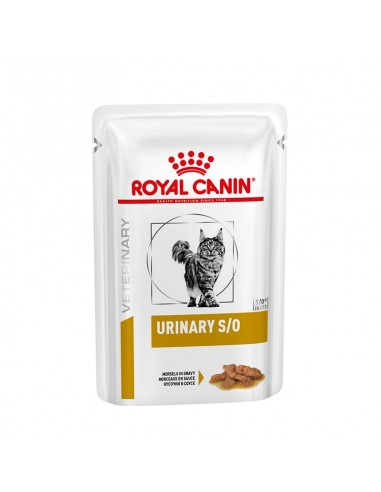 Royal Canin Urinary S/O Veterinary Diet latas para gatos