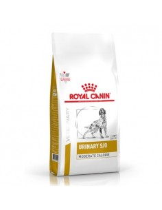Royal Canin VD Canine Urinary S/O Moderate Calorie