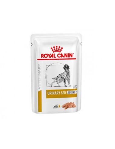 Royal Canin VD Canine Urinary S/O Ageing 7+ Húmedo