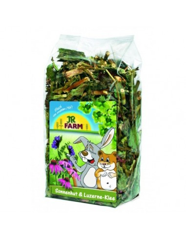 JR Farm Herbs Equinacea y Alfalfa
