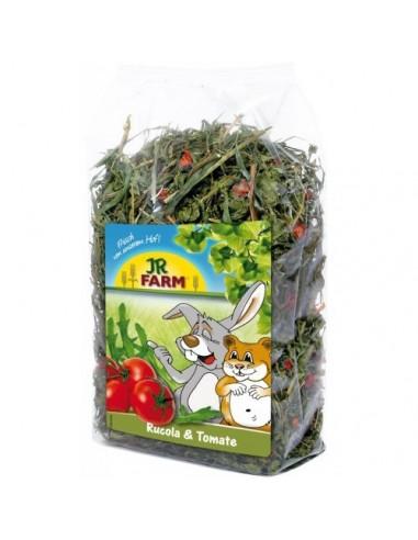 JR Farm Herbs Rúcula y Tomate