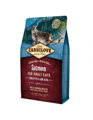 Carnilove Cat Sensitive Salmón